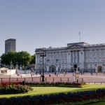 Buckingham Palace and Victoria Monument
