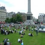 Trafalgar Square Park