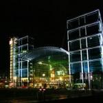Berlin Hauptbahnhof (Estação Central de Berlim)