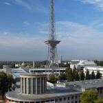 BerlinerFunkturm (Torre de rádio de Berlim)
