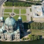 Lustgarten (Jardim das Delícias) e Berliner Dom (Catedral de Berlim)