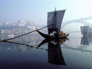Porto Douro Barco Rabelo