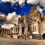 Montmartre - Basílica do Sacré Cœur