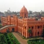 Templo de Ahsan Manzil, Daca