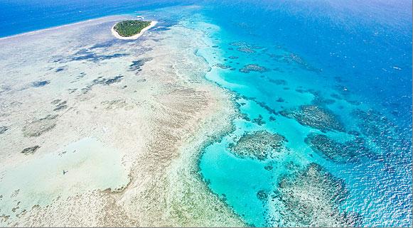 A Grande Barreira de Coral, Austrália