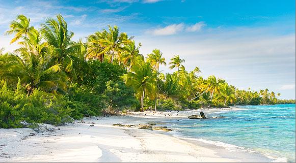 As Ilhas da Polinésia Francesa