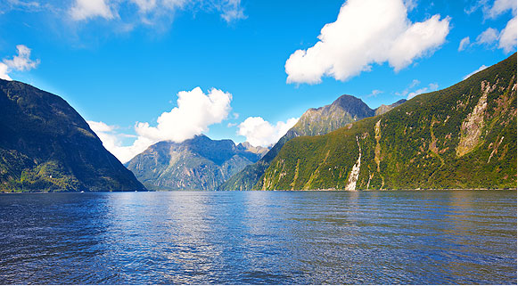 Milford Sound, Nova Zelndia