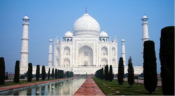 Taj Mahal, ndia