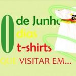 Passatempo Euro 2012 e dia de Portugal – 10 dias 10 t-shirts!