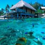 Praia de Matira, Bora Bora