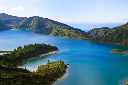 Lagoa Do Fogo - São Miguel - Açores
