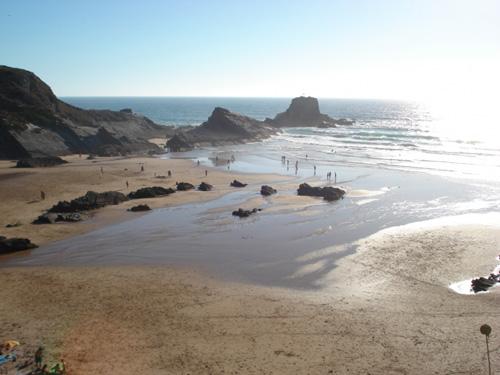 Praia da Zambujeira do Mar (Odemira – Alentejo)