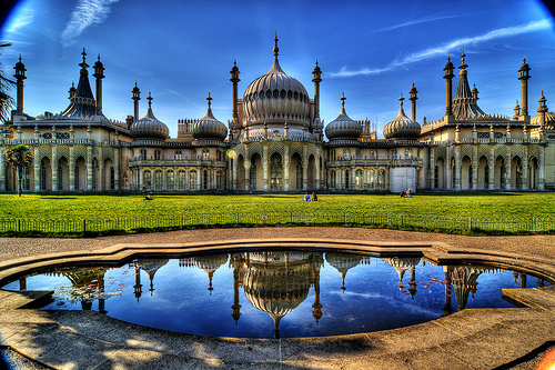 Brighton - Royal Pavilion